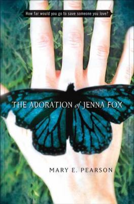 Book cover image The Adoration of Jenna Fox by Mary E. Pearson