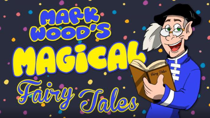 Mark Wood Magical Fairy Tales