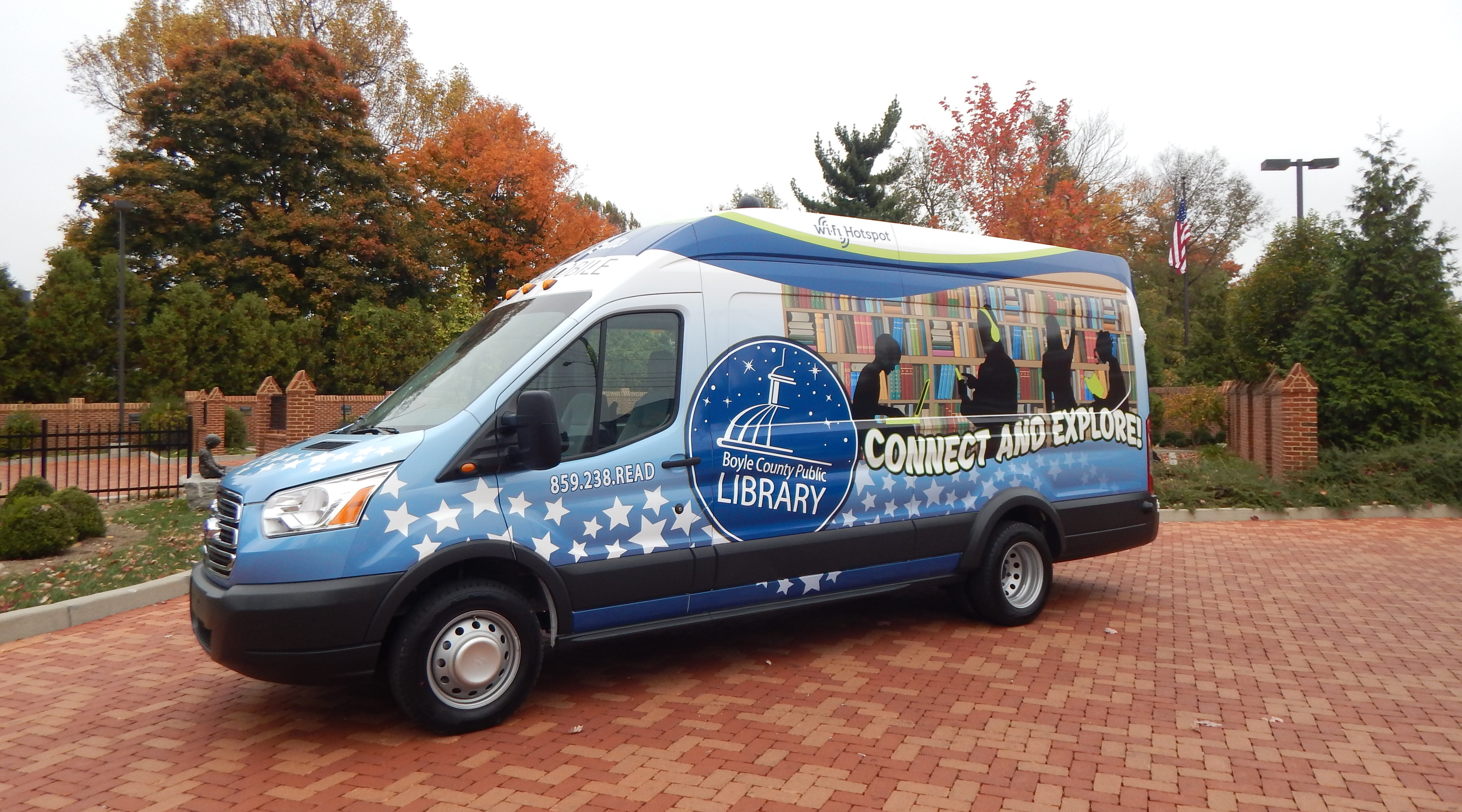 Bookmobile & Community Outreach
